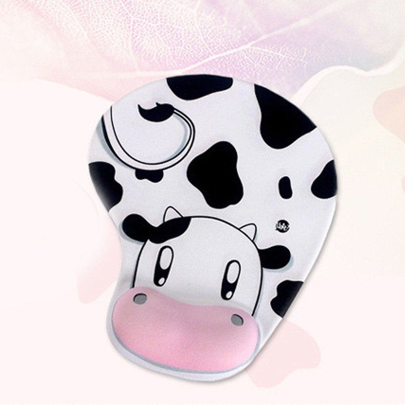Buy CARTOON ANIMALS Ergonomic Mouse Pad at Pica Collection for only $ 12.99