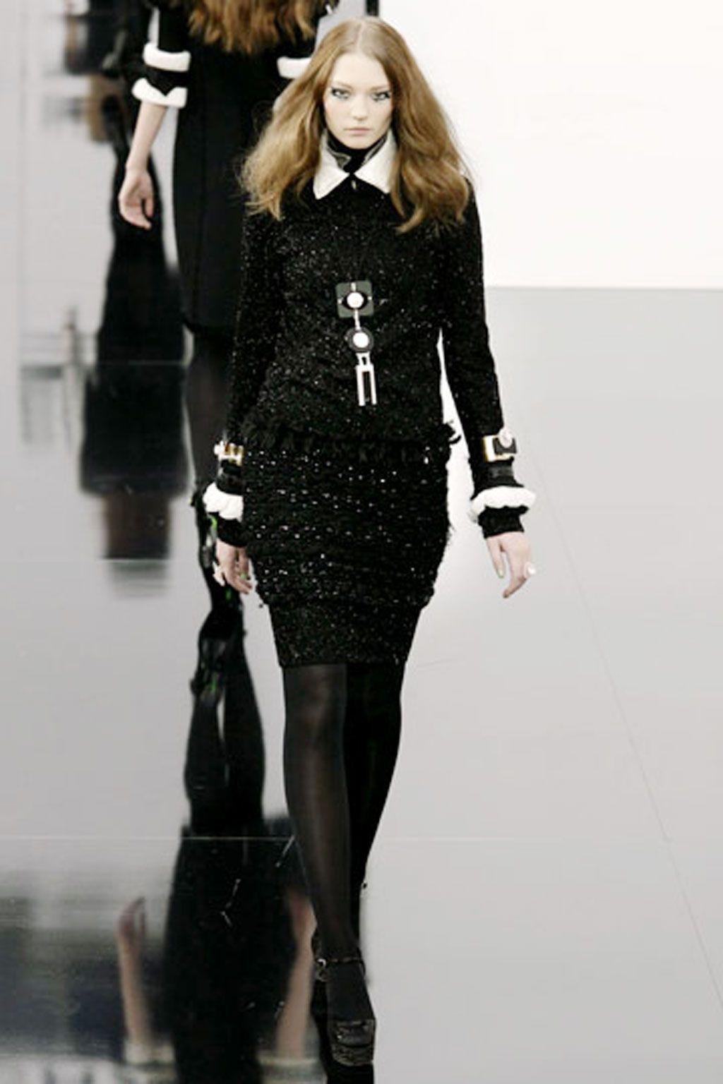 Chanel Little Black Dress | Coco chanel little black dress ...