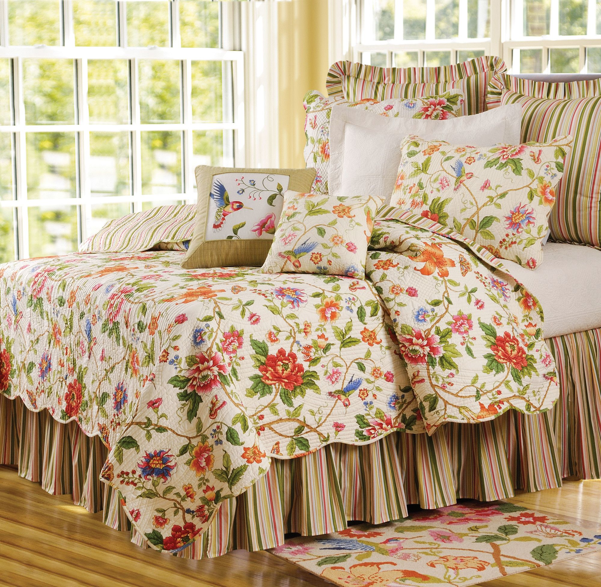 C & F Enterprises Talia Quilt Collection