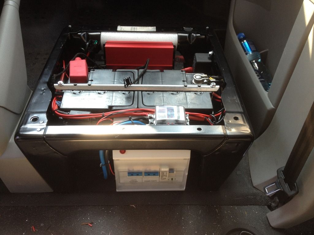 Leisure Battery Wiring Diagram T5 Vw Transporter Rhpinterestcouk