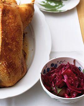 Rotkohl Mit Apfel Und Gewurznelken Rezept Rotkohl Lebensmittel Essen Und Rezepte Mit Rotkohl