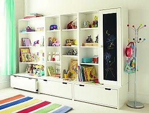 Explore Kid Toy Storage Unitore