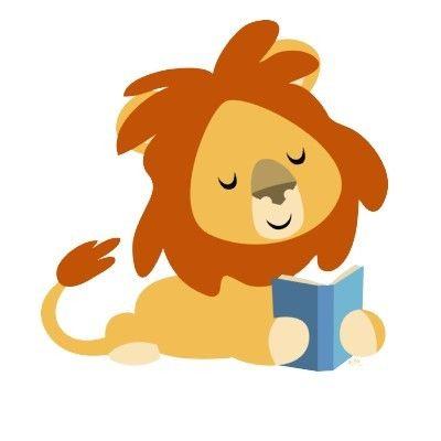 leon leyendo - Pesquisa Google   Animales de zoológico, Leon fondo ...