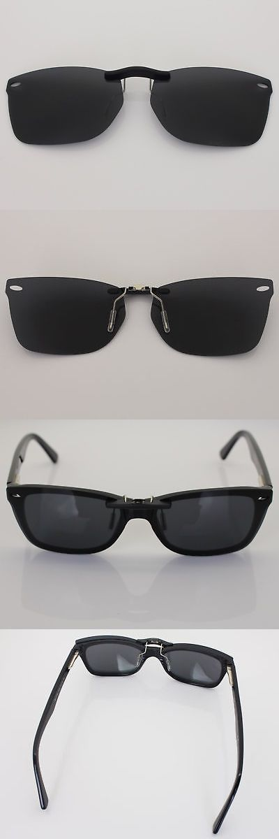 7a5503a87d Accessories 179245  Custom Fit Polarized Clip-On Sunglasses For Rb5228  53X17 Black -  BUY IT NOW ONLY   15.99 on  eBay  accessories  custom   polarized ...