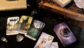 My Tarot Story (or There and Back Again)