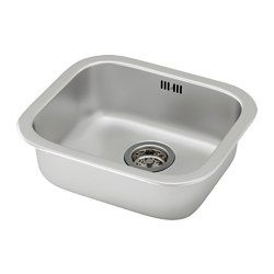 Kitchen sinks and kitchen faucets - IKEA