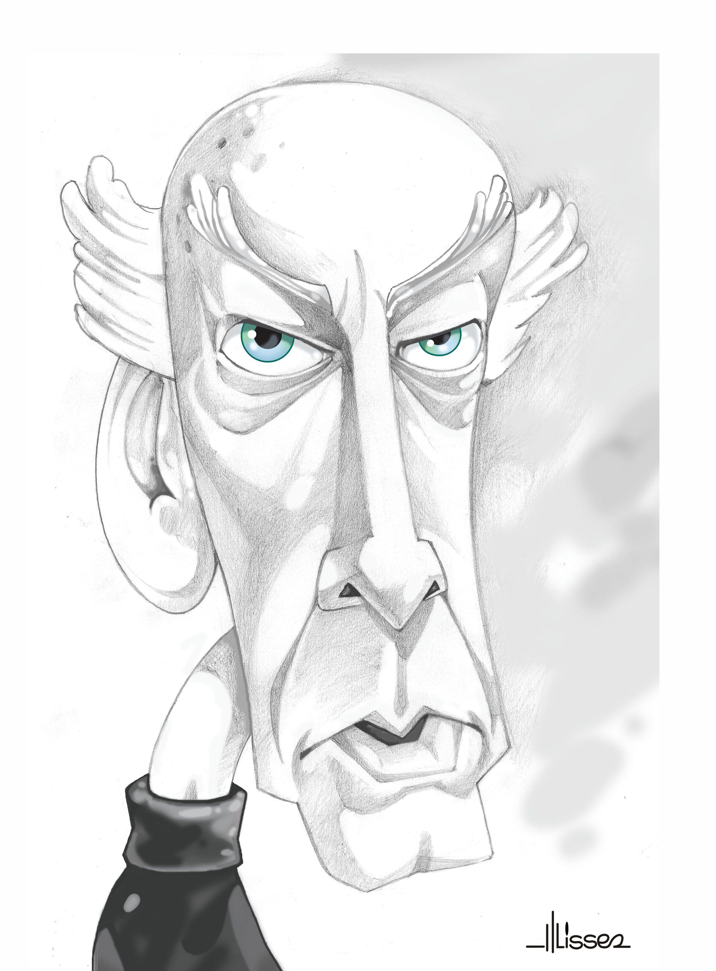 Eduardo Galeano Caricaturas De Famosos Caricaturas Imagina