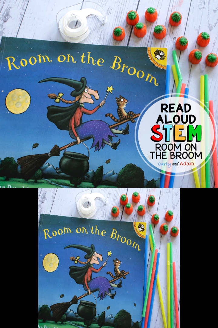 Room on the Broom STEM Challenges and Activities for Kids by Carly and Adam #stemactivitieselementary