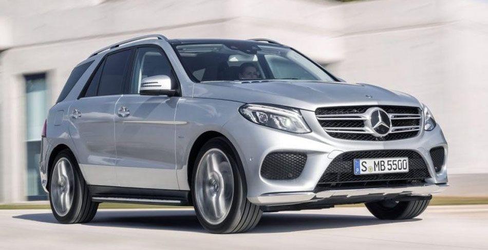 Opoziv MercedesBenz GLE, opasan naslon za glavu in 2020