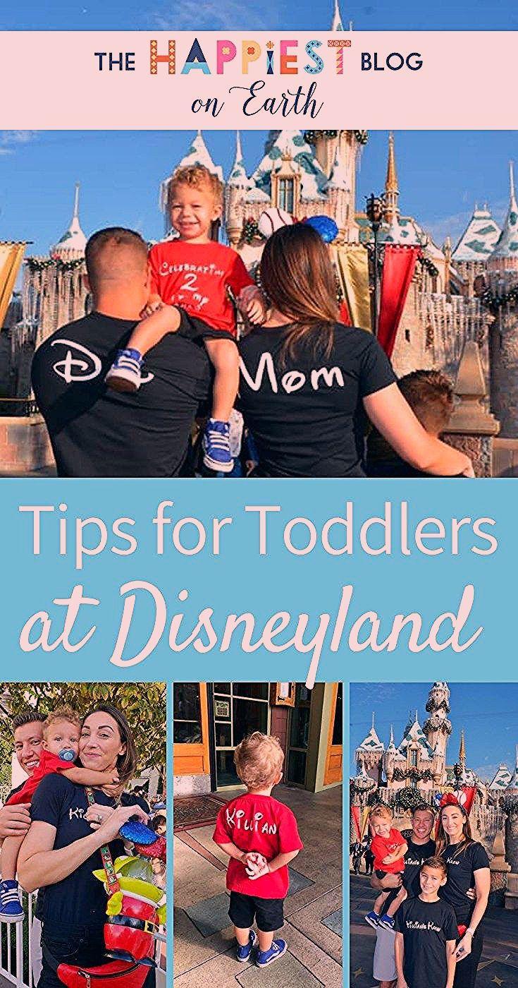 Photo of Secrets for taking a Toddler to Disneyland   Disneyland Resort