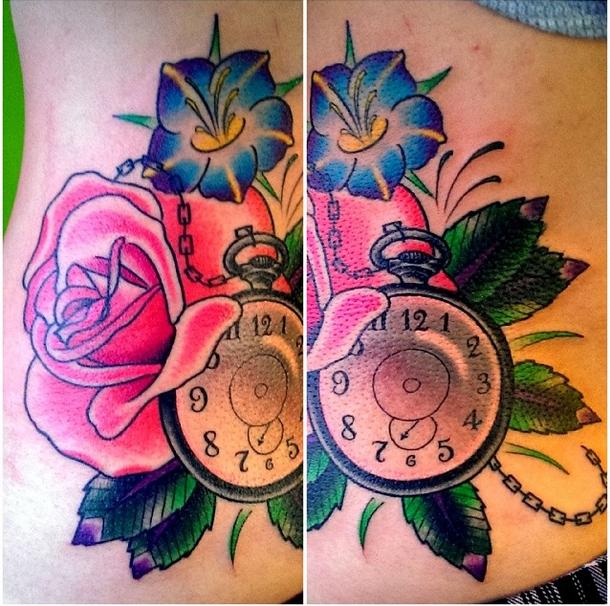 Done By Chris Price At Adrenaline Toronto. #tattoos