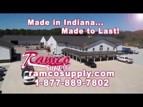 Ramco Supply In Indiana Is Ideally Suited To Serve All Of Your Post Frame Building And Metal Roofing Needs We Have Lumb Post Frame Building Roofing Metal Roof