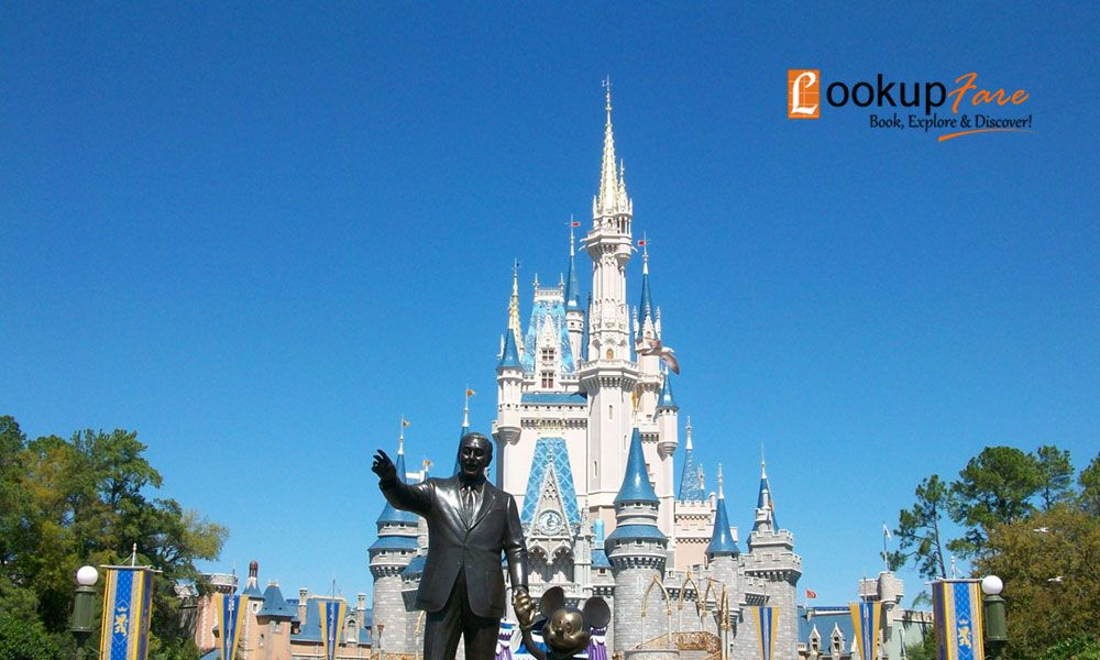Find Cheap Flights To Orlando Florida At Lookupfare With Huge - What is the time now in florida