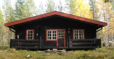In Dalarna im Dreieck Sälen, Särna und Älvdalen liegt