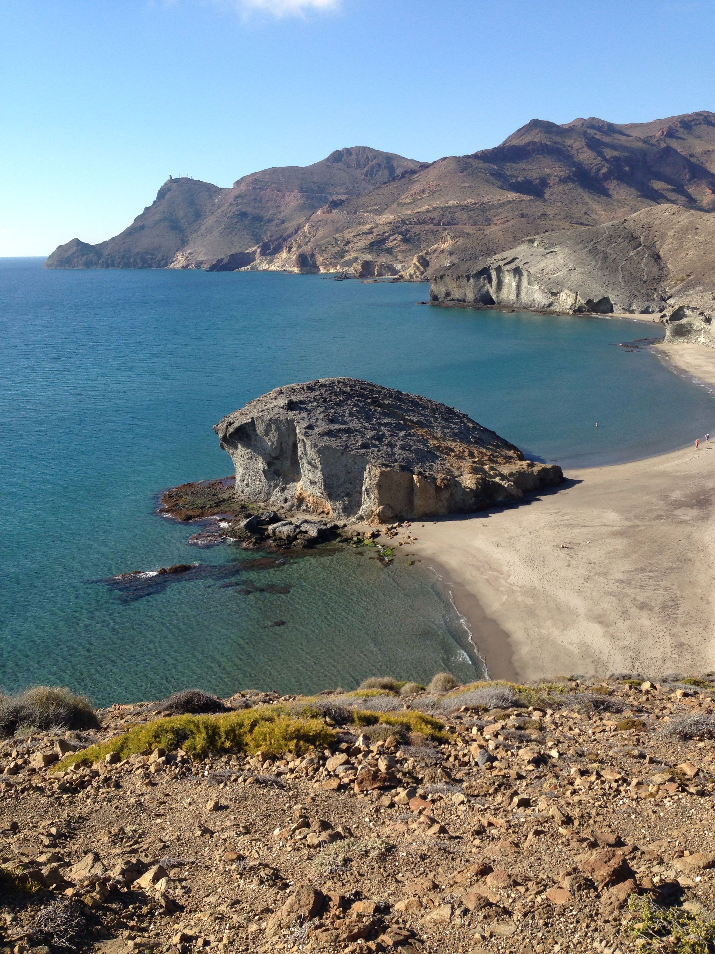 Almeria Monsul Lugares De España Cabo De Gata Almeria San Jose Almeria