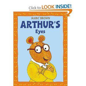 Arthur's Eyes: Book & CD (Arthur Adventures)