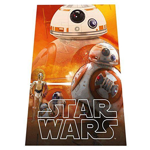 Bb 8 Droid Star Wars Kuschel Decke Fleecedecke Auto