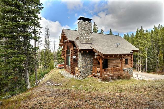 Log cabins for sale google search architectural for Cabin builders montana