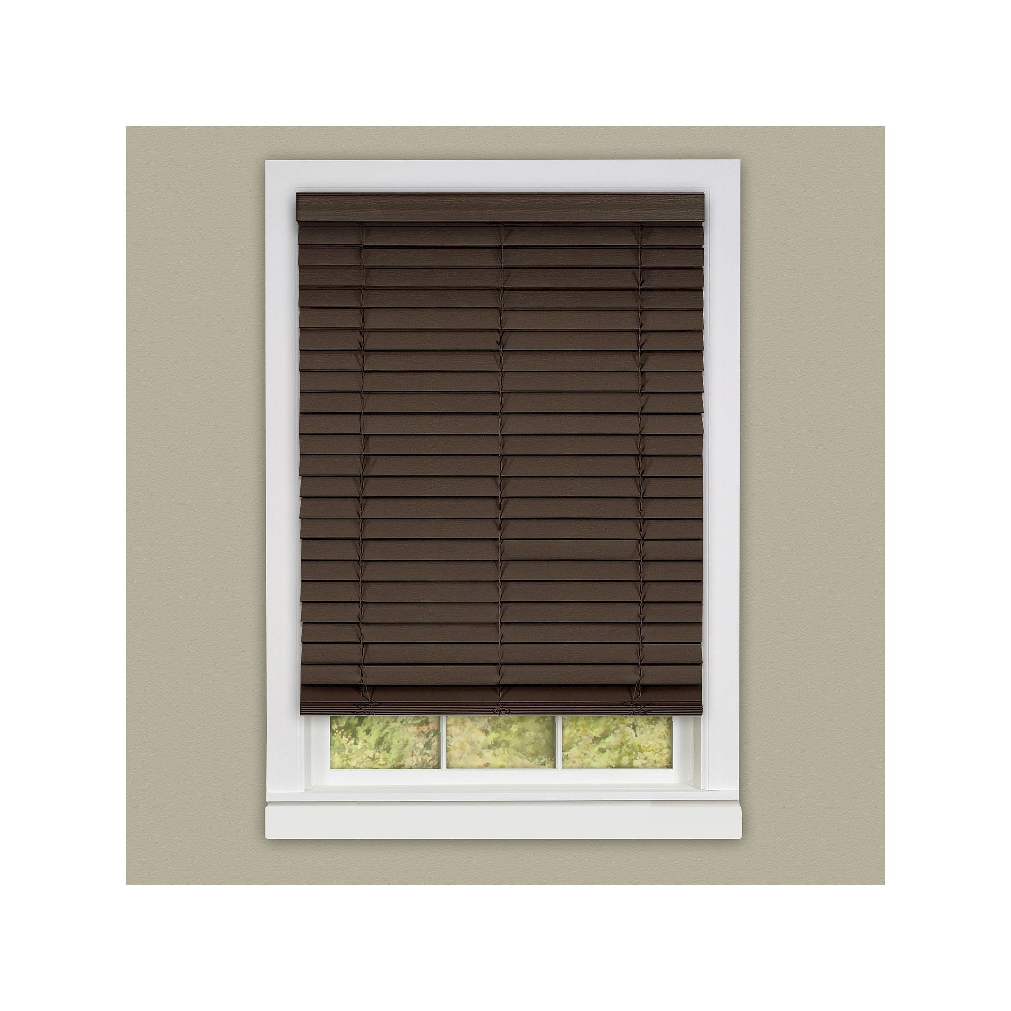 Window coverings types  madera falsa room darkening cordless uu fauxwood plantation blinds