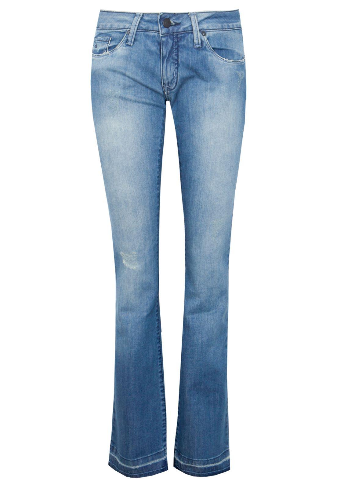 2f0dabb89 Calça Jeans Calvin Klein Jeans Bootcut Unique Azul - Compre Agora | Dafiti  Brasil