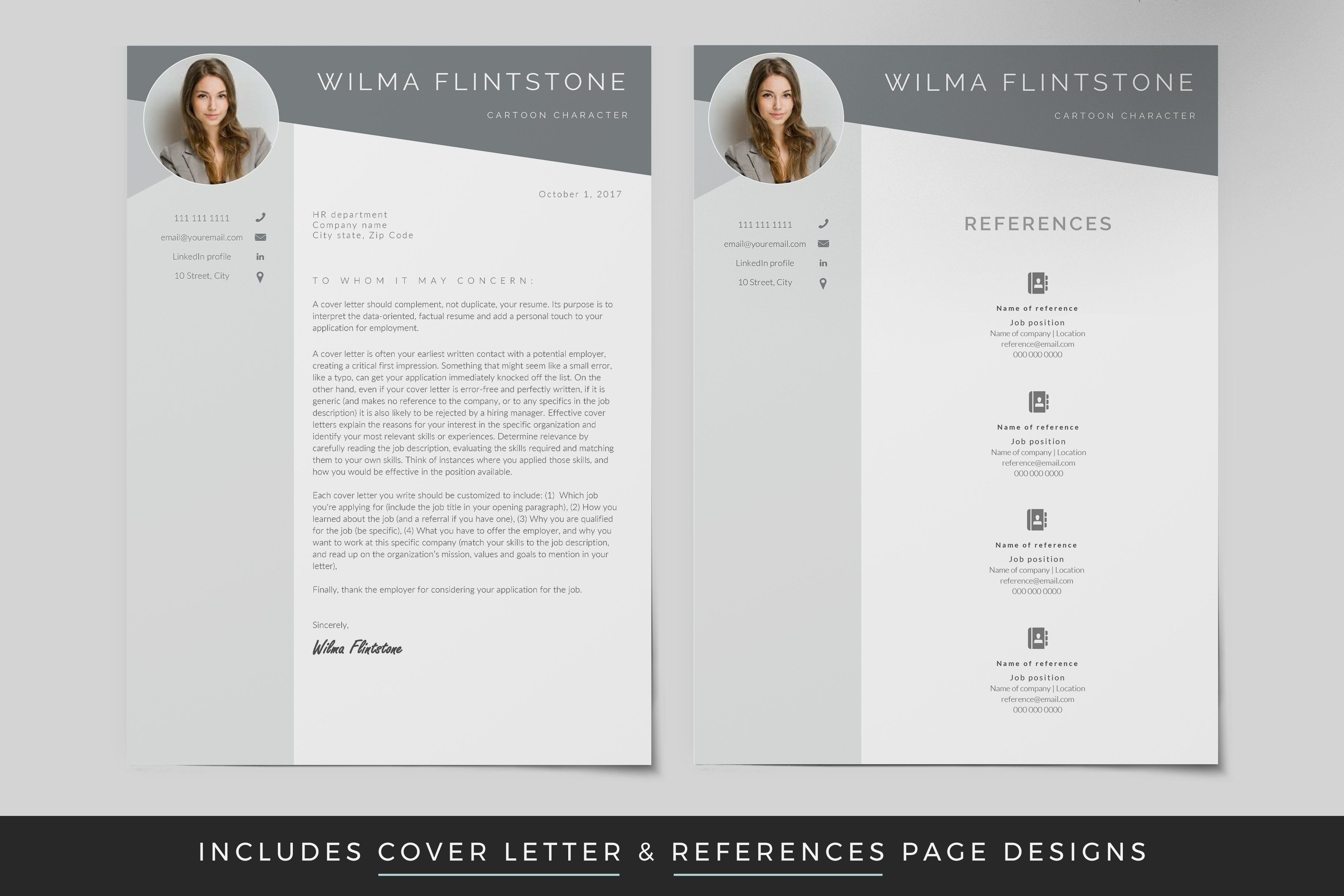 Resume Template Cv Resume Template Unique Resume Template Best Resume Template