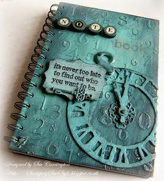 Me encanta el troquel del reloj es preciosisiisimo