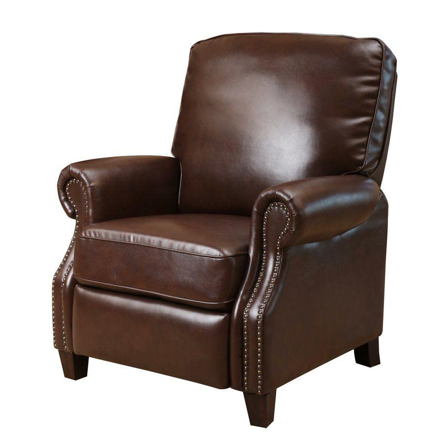 Clifford Recliner Leather Recliner Recliner Abbyson Living