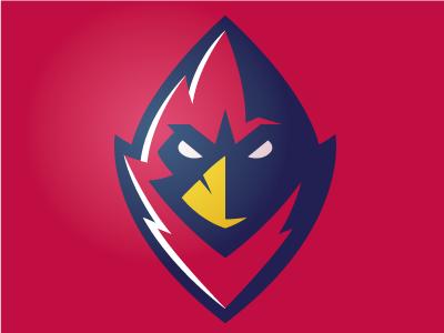 Cardinal Logo 2 Basketball Logo Design Sports Team Logos Bird Logos