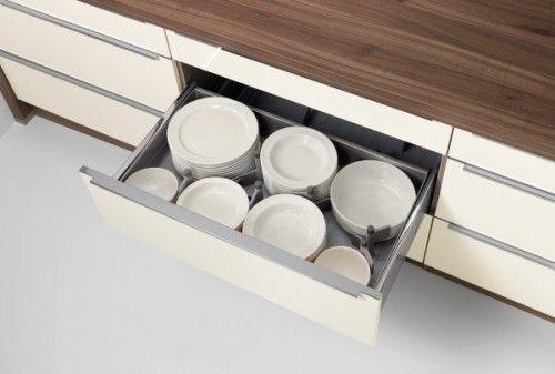 Nolte Innenauszug - einteilbar - Nolte Zubehör - Küchen Geisler - www nolte küchen de