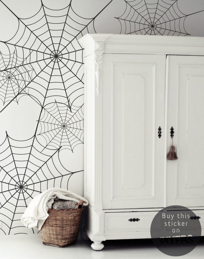 Cobwebs • Bedroom - Rustic ✓ 365 Day Money Back Guarantee ✓ Consulting on the Pattern Selection ✓ 100% Safe✓ Set up online!
