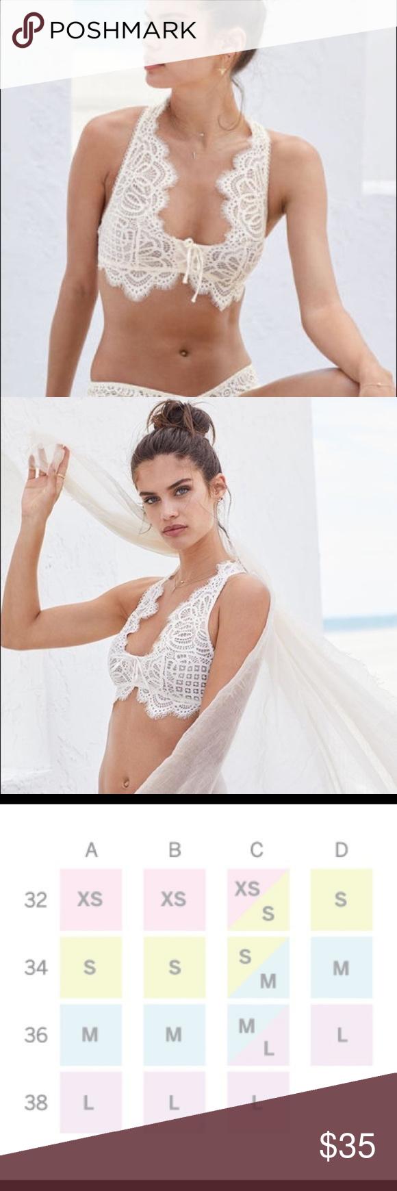 bc9555180ff9e Victorias Secret Dream Angels Scallop Laced-Up Bra Victoria's Secret ...