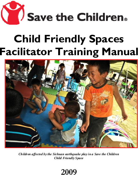 Child Friendly Spaces One Of Save The Children S Emergency Interventions Provide Children With Protected Environments Kid Friendly Save The Children Children