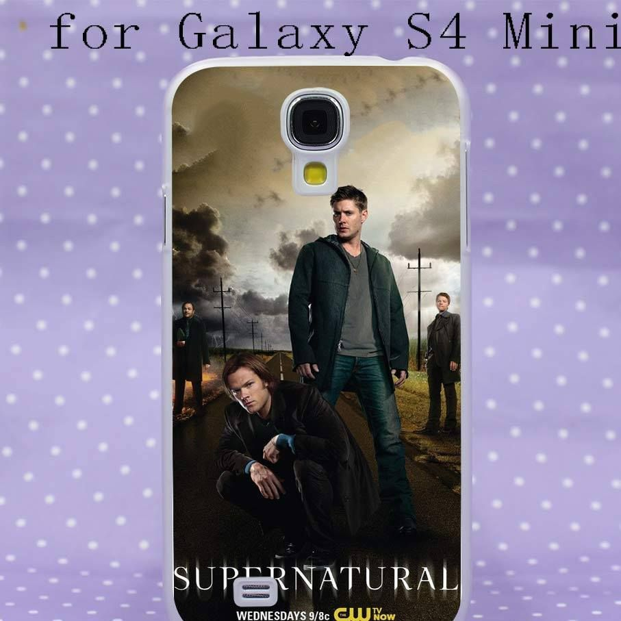 Supernatural Samsung Galaxy Phone Covers (Free Shipping)