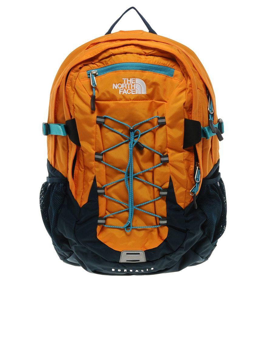 d1a79eaf0161 The North Face Borealis Backpack in Orange for Men