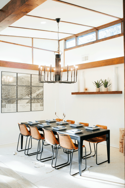 Fixer Upper Dream Home Midcentury Modern Home Modern