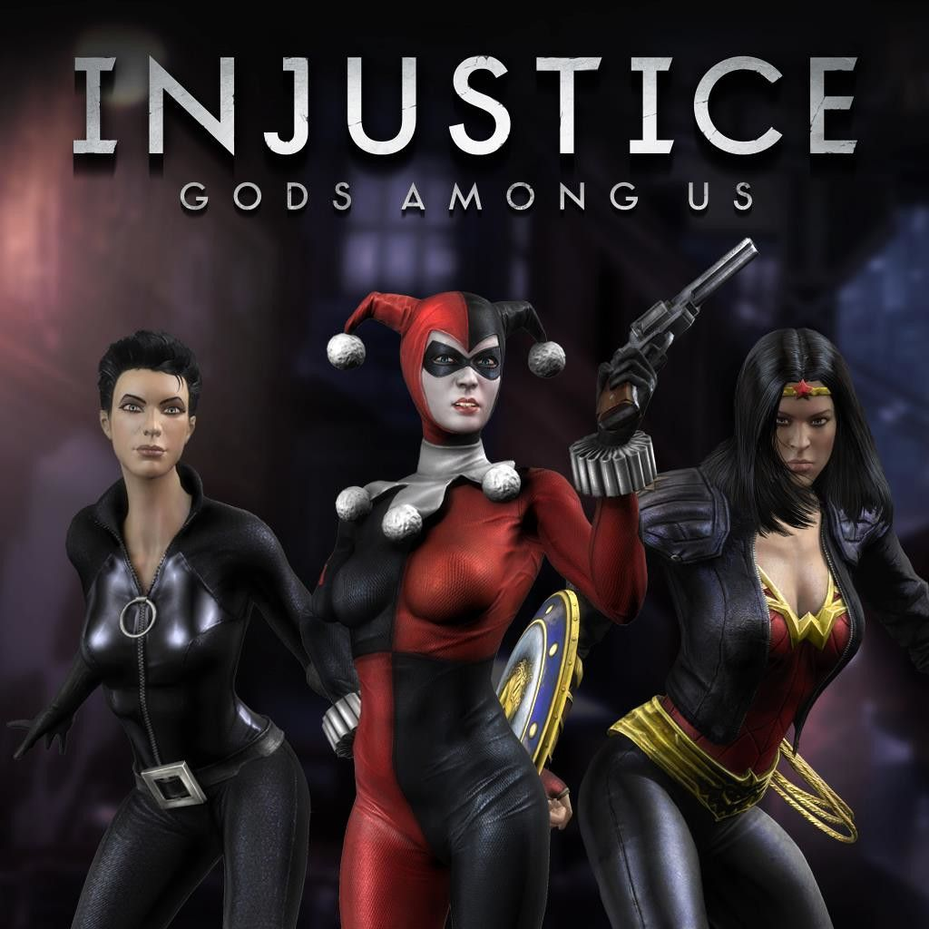 Ios Android Injustice Future Packs Challenges To Come Injustice Dc Injustice Batgirl