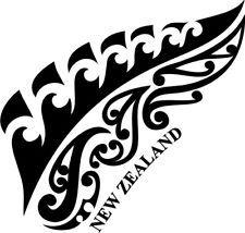 Silver Fern Decals Ebay Maori Tattoo Maori Symbols Maori