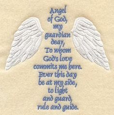 Good Guardian Angel Prayer   This Is The Version I Have Said ALL My Life   With  The Line U0027commits ME Hereu0027   Not U0027youu0027 As In The Others Pinned.
