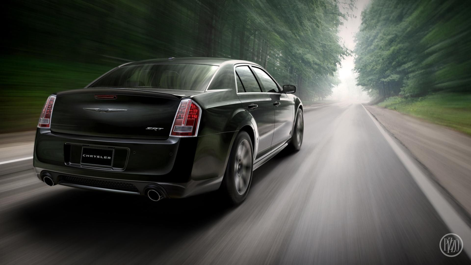 2020 Chrysler 300 Srt 8 Photos