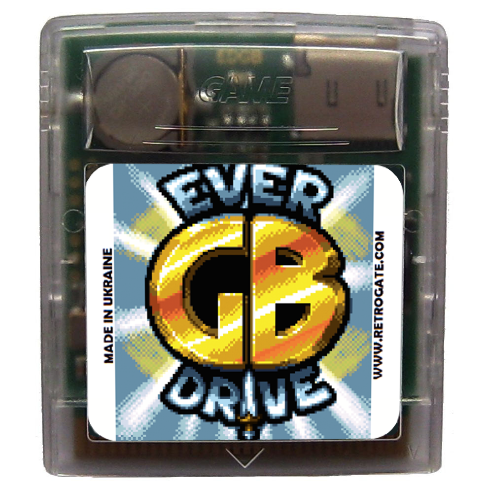 Game boy color everdrive - Everdrive Gb