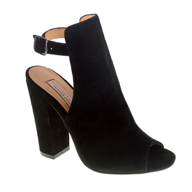 db57bd8bae1 New arrival  the Kristin Cavallari for Chinese Laundry Layla sandal bootie