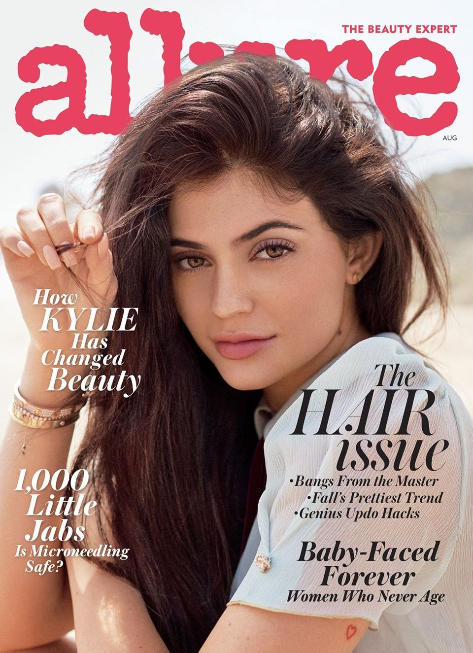 Allure magazine Nude Photos 58