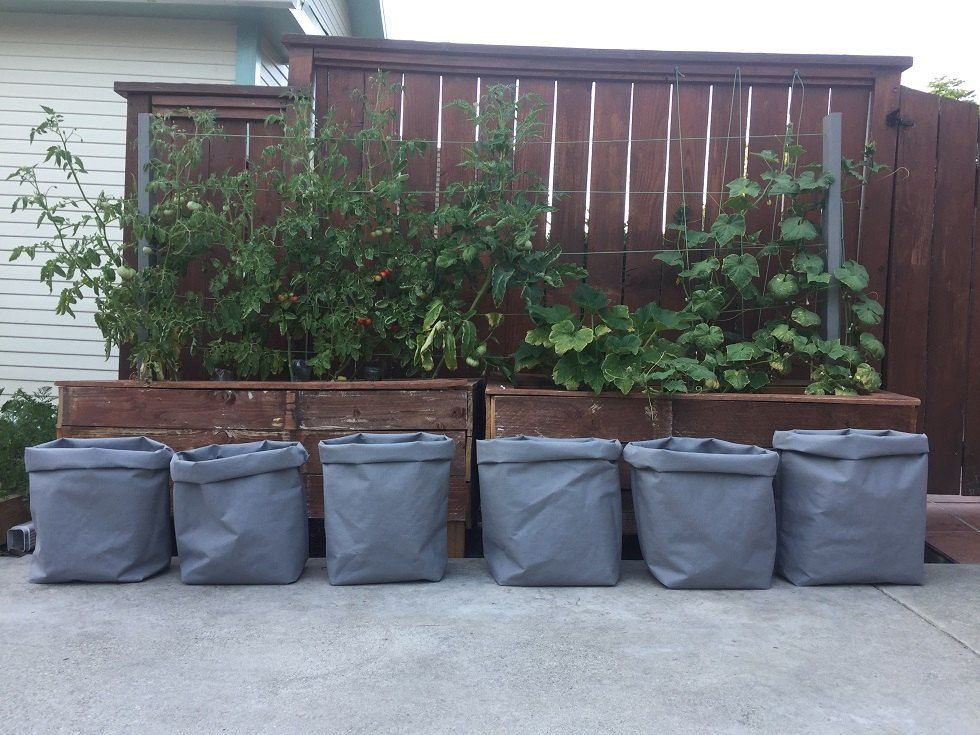 Diy Fabric Grow Bags Diy Grow Bags Grow Bags Diy Trellis 400 x 300