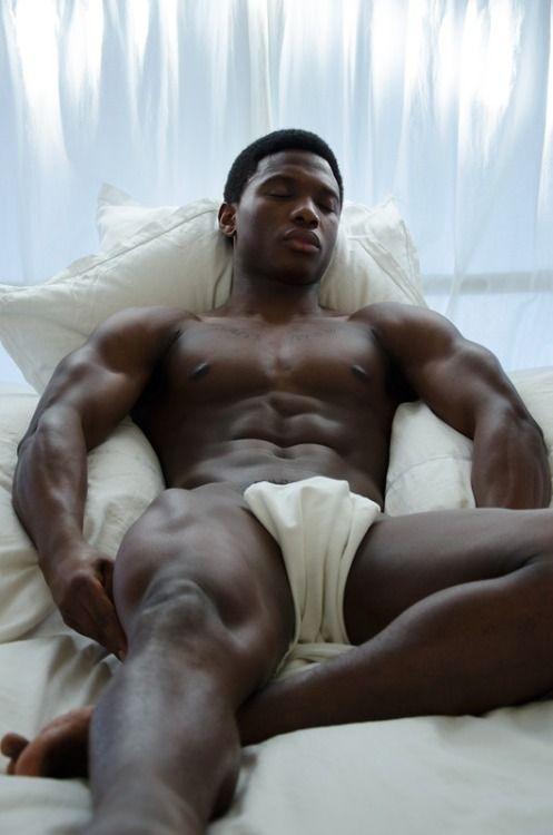 Sleeping Sexy Man 12