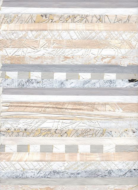 Masking Tape Affixed To Paper After Being Used To Paint Patterns On Canvas Painting Patterns Paper Decorations Paper