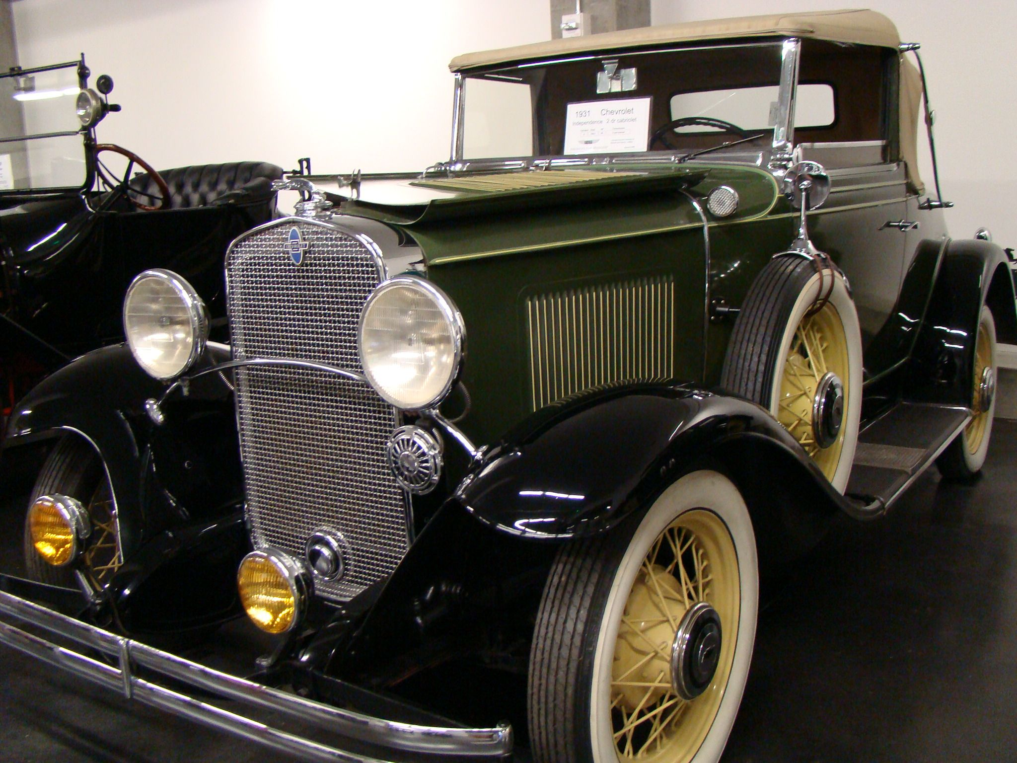 1931 Chevrolet Brought To You By The Car Insurance Agents At House
