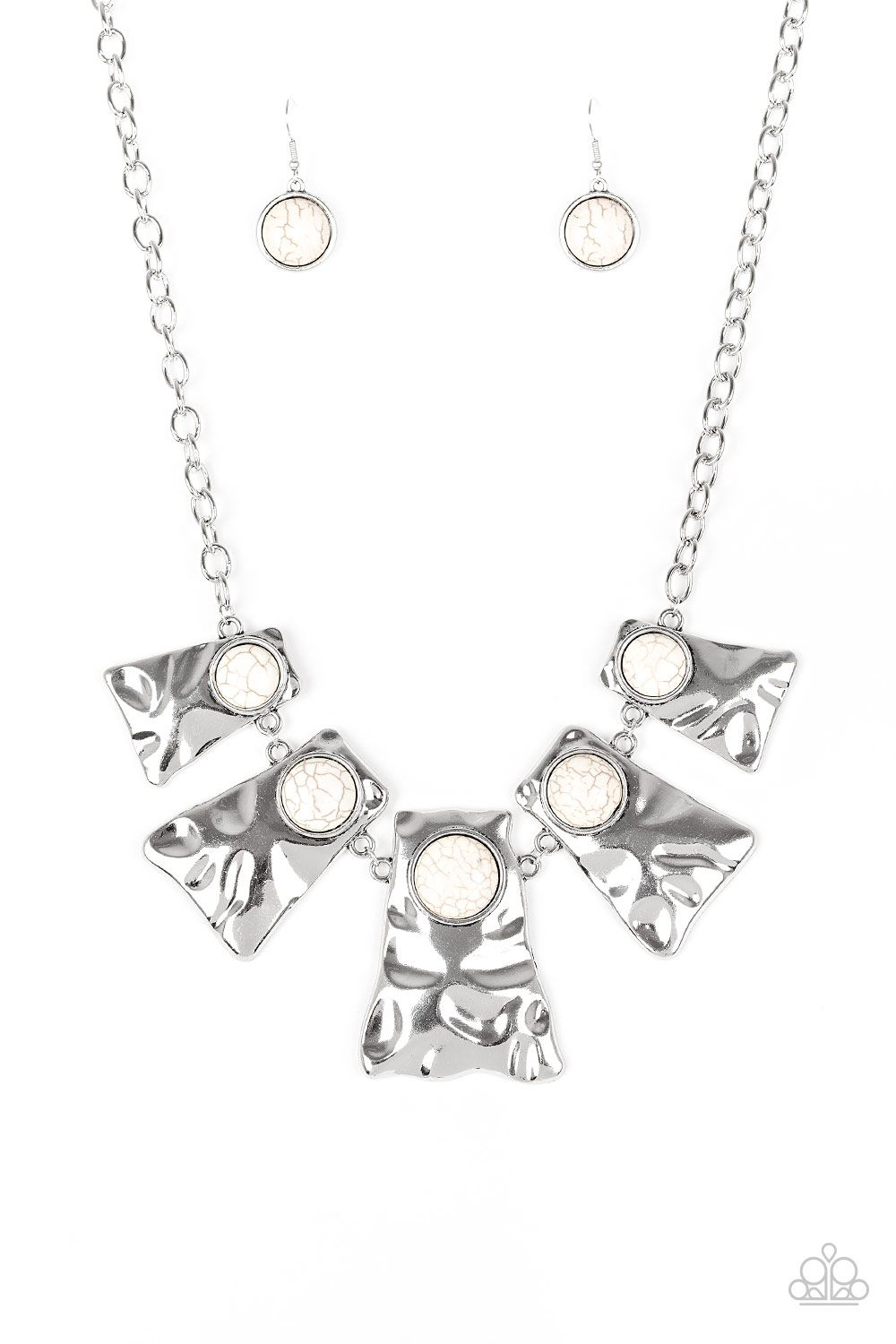 Cougar white necklace pinterest