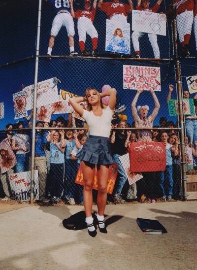 britney spears by david lachapelle