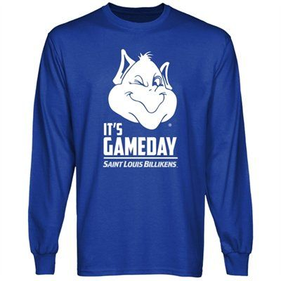 It's game day! Let's Go SLU!!!!!