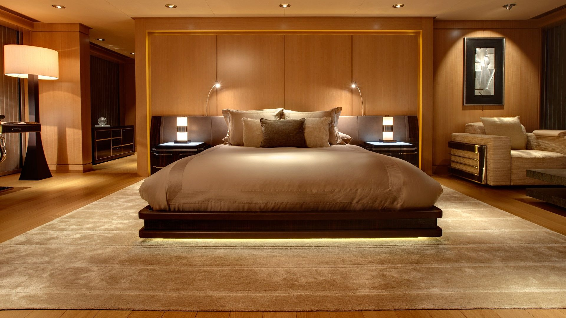 Bedroom hd wallpapers free download bedroom design ideas for Latest wallpaper design for bedroom